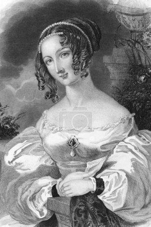 19th Century British Woman