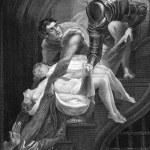 Постер, плакат: Murder of the two princes