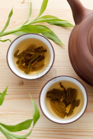 Photo for Green tea - Royalty Free Image