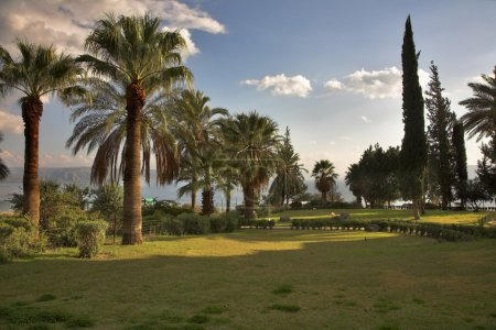 Monastic park.