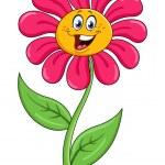 Cartoon flower...