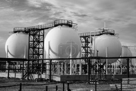 Gas Processing Plant.