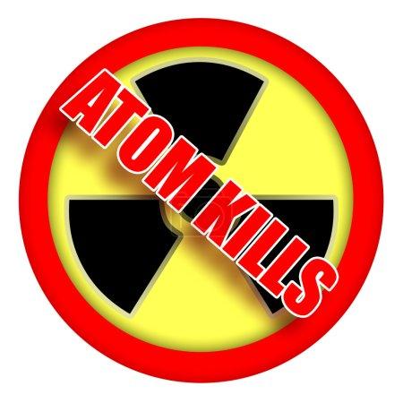Atom kills