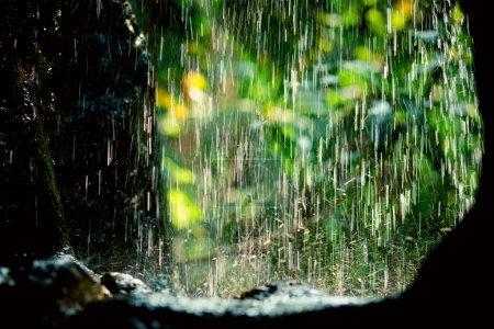 Rain streams