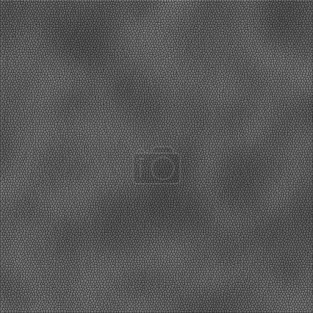 Texture leather black color