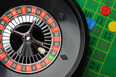 Roulette view up