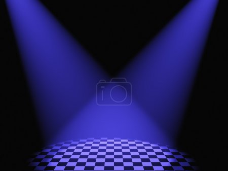 Volumetric light