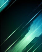 Abstract technology lines with light vector backgound