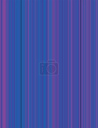 Photo pour Une image de rayures bleues . - image libre de droit