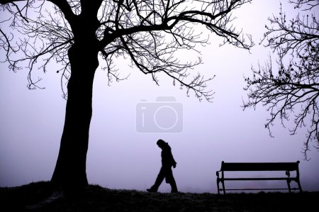 Depressed in Fog