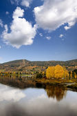 Fall Landscape Geithus