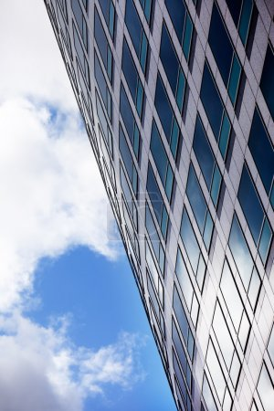 Photo for A background style image of a high rise office building - Royalty Free Image