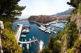 Monaco, monte-carlo paysage