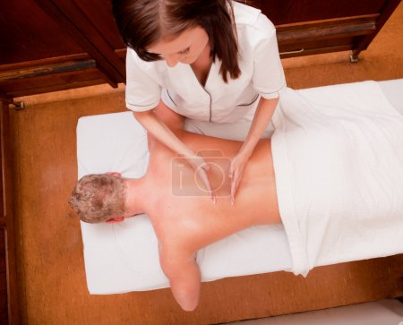 percussive massage