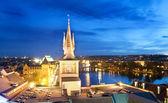 Night Cityscape - Prague