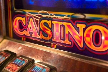 Slot Machine Detail