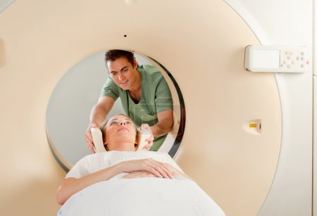 CT Scan Technician