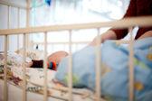 bébé à l'hôpital