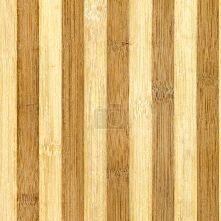 Texture bois bambou rayé .