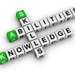 Skills, Knowledge, Abilities...