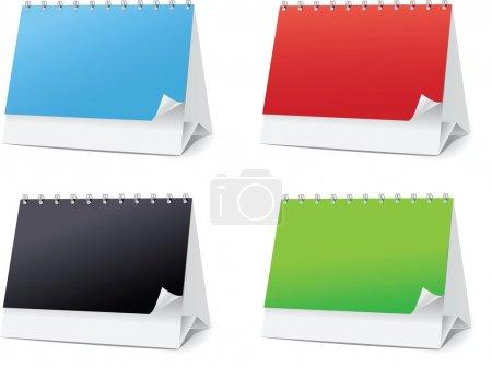 Set blanks for Desktop calendars