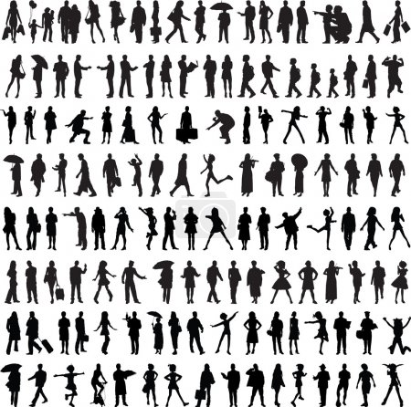 Common silhouette