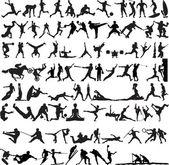 Sport silhouette