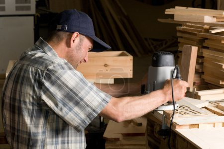 Carpenter works