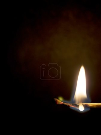 Foto de Quema fósforo close-up - Imagen libre de derechos