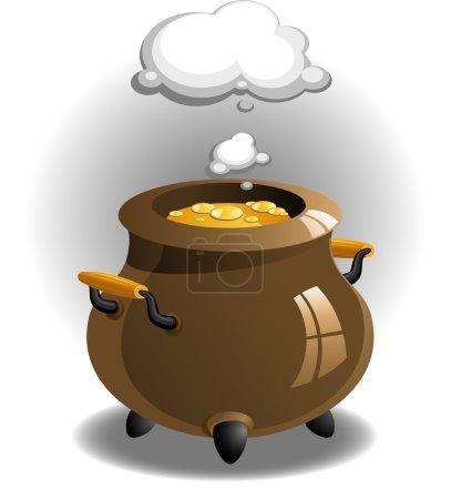 Pot of brew