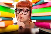 Student have secret