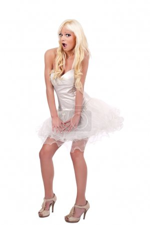 Marilyn monroe pose
