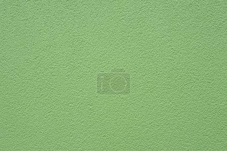 Photo pour Grain vert peinture stuc texture murale boulangerie - image libre de droit