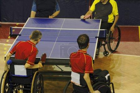 Ping pong game