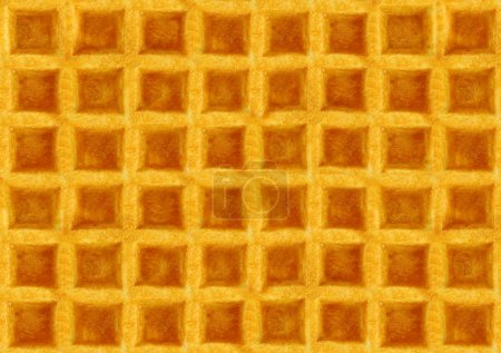 Photo for Wafer texture - Royalty Free Image
