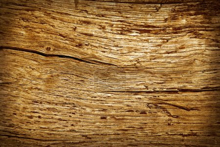 Photo for Old cracked wood - Royalty Free Image