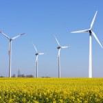Wind Turbine - alternative and green energy source...