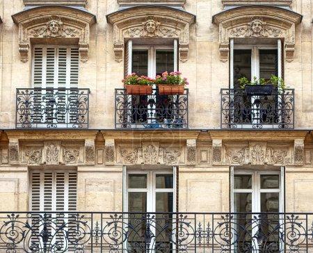 Balconies - Parisian Architecture