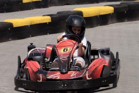 Driver on circuit
