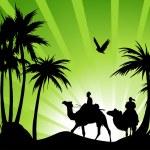 Постер, плакат: Green oasis