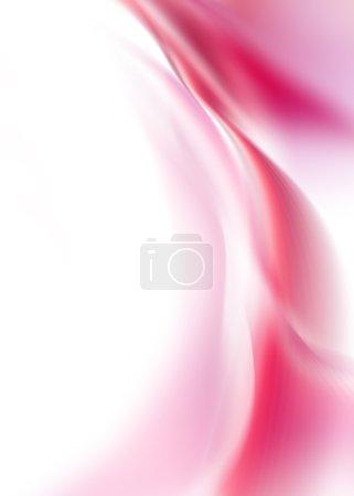 Photo pour Fond rose délicat - image libre de droit