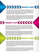 Flyer design for multiple subjects