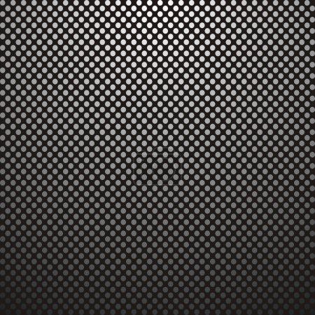 Tileable metal dots texture