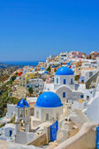 Amazing view of Oia in Santorini