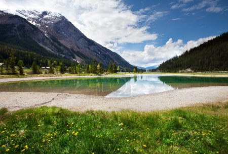 Photo for Moraine lake in Canada - Royalty Free Image