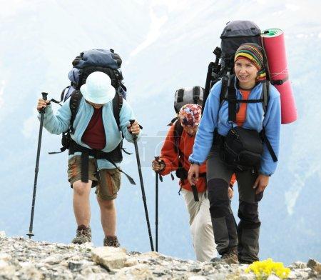 Photo pour En montagne - image libre de droit