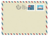 Australia airmail