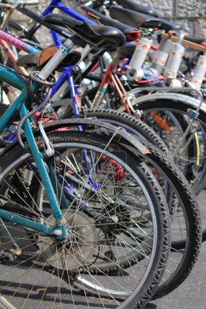 Bike colors
