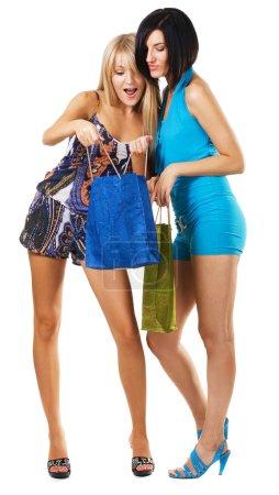 Wonderful shopping