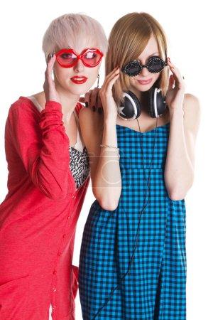 Lovely teenage girls